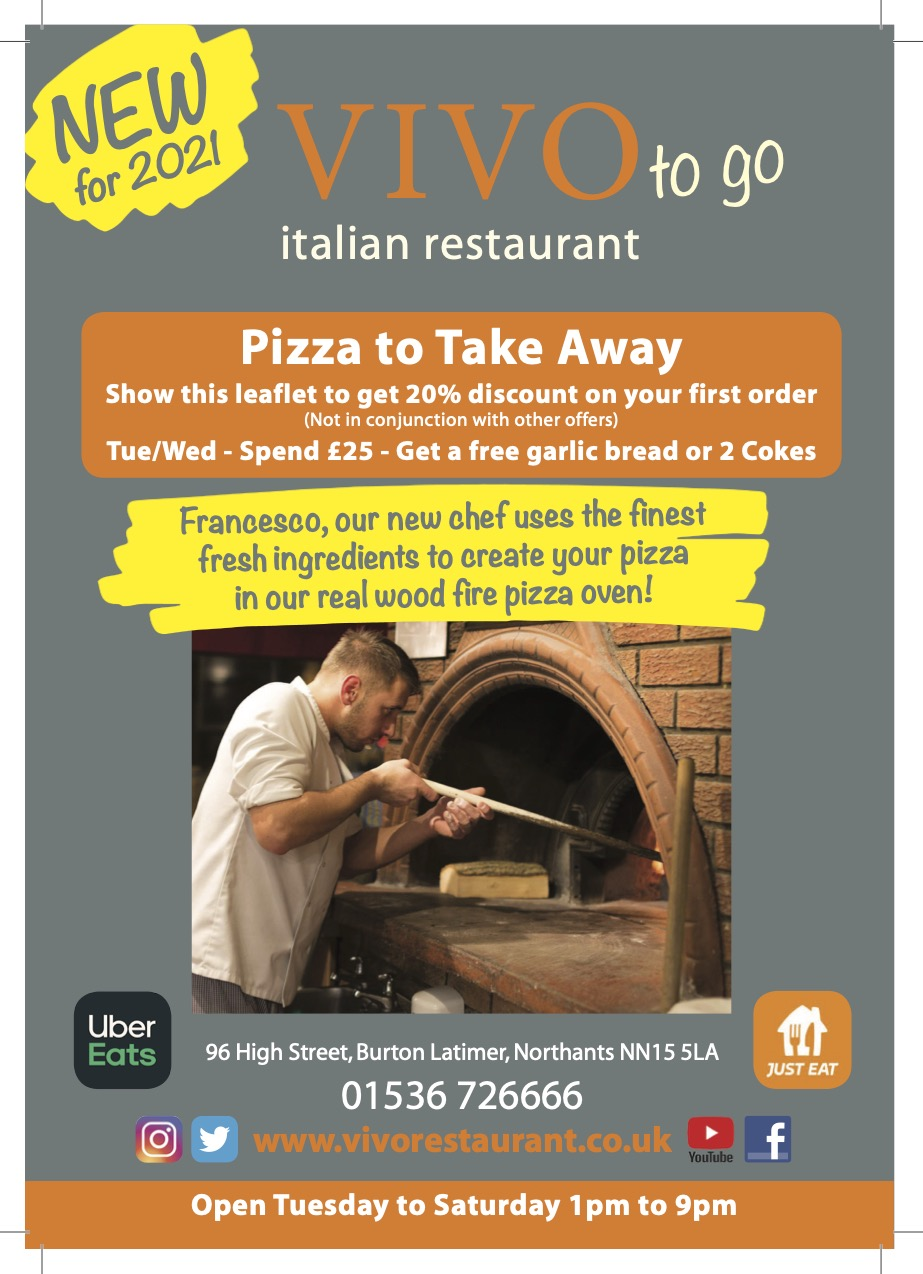114005 Pizza Takeaway A5 Leaflet VIVO